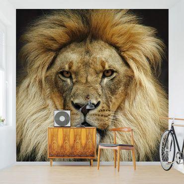 Carta da parati - Wisdom of Lion