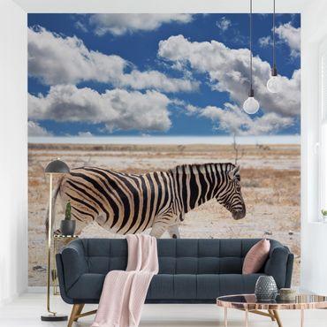 Carta da parati - Zebra I