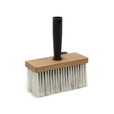 Pennello - Spazzola per carta da parati con manico e impugnatura