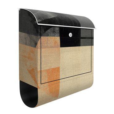 Cassetta postale - Geometria trasparente