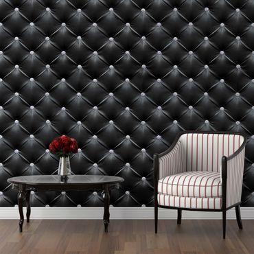 Carta da parati - Diamond Black Luxury