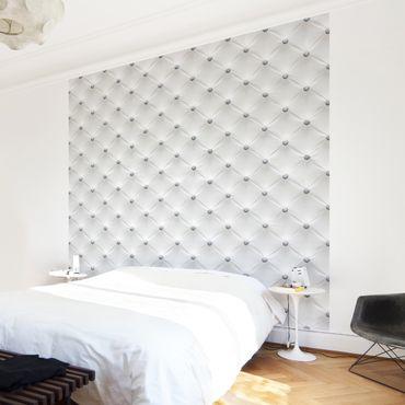 Carta da parati - Diamond White Luxury