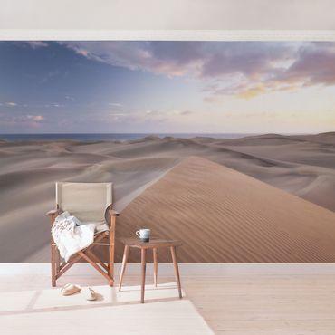 Carta da parati - View of the dunes