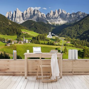 Carta da parati - Odle in South Tyrol