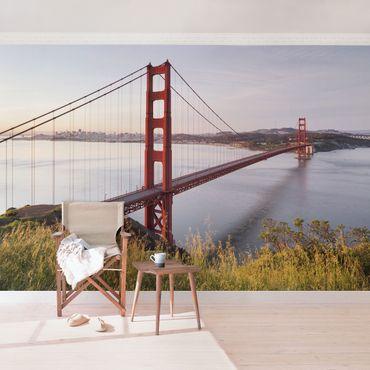 Carta da parati - Golden Gate Bridge in San Francisco