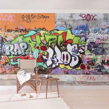 Carta da parati - Graffiti Wall