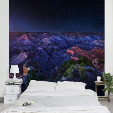 Carta da parati - Grand Canyon Night