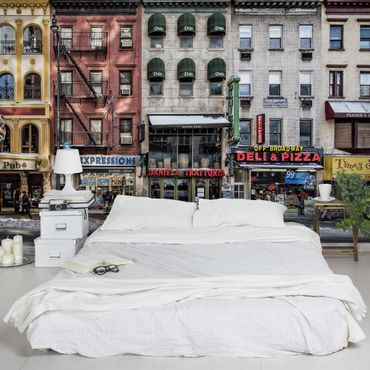 Carta da parati - Giornata fredda a NY