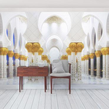 Carta da parati - Moschea in Oro