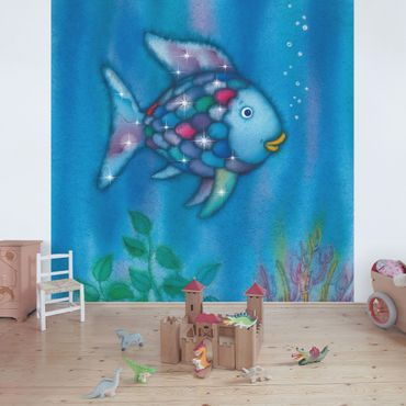 Carta da parati - The Rainbow Fish - Alone in the open sea