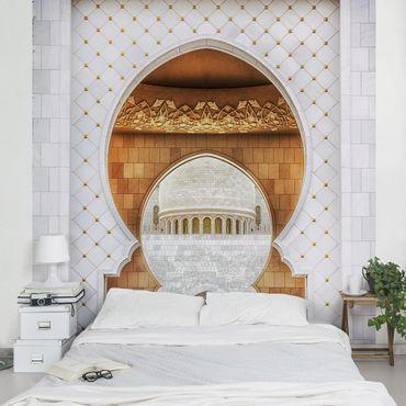 Carta da parati - Porta di una Moschea