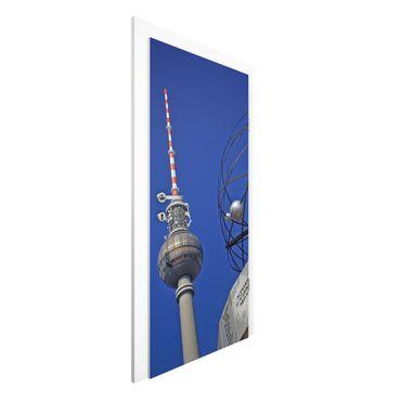 Carta da parati per porte - Berlin Alexanderplatz