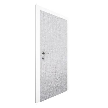 Carta da parati per porte - Concrete Wallpaper - Painted Concrete Wall