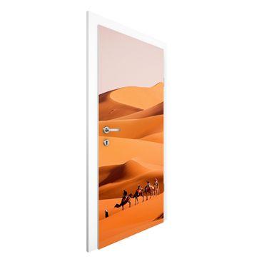 Carta da parati per porte - Namib Desert