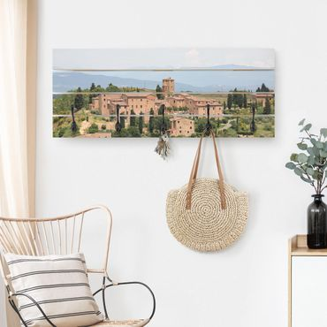 Appendiabiti in legno - Toscana di Charme