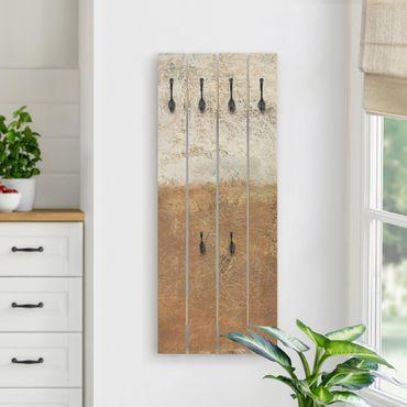 Appendiabiti in legno - Elementi della vita