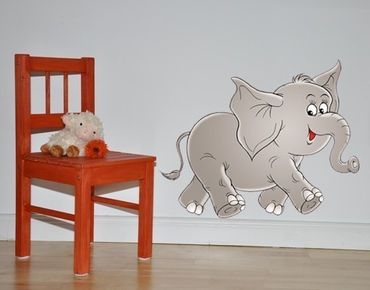 Adesivo murale - Elefante