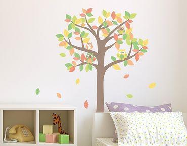 Adesivo murale - Eulenbaum