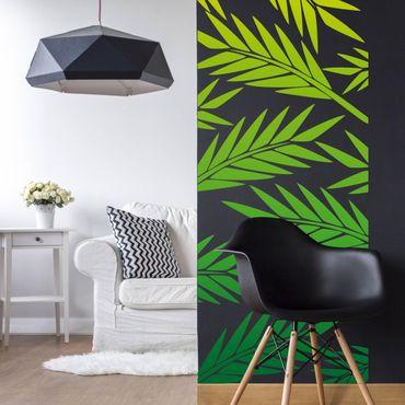 Adesivo murale Mural no.CG65 Green Palm Branch
