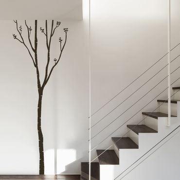 Adesivo murale Wall Decal Trees