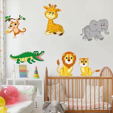 Adesivo murale Animale da safari