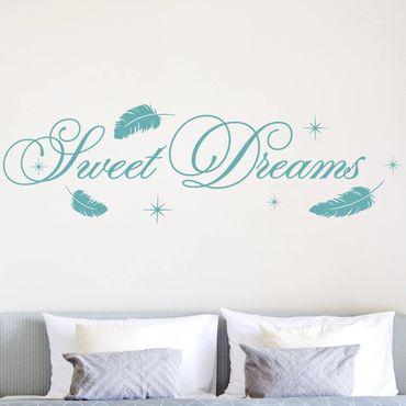 Adesivo murale Sogni d'oro