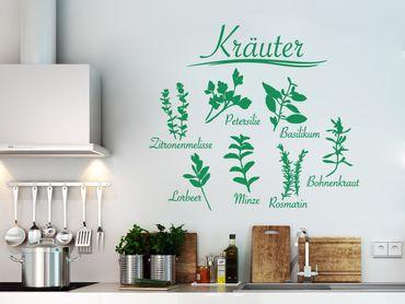 Adesivo murale - odori