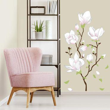 Adesivo murale - Magnolia Branch