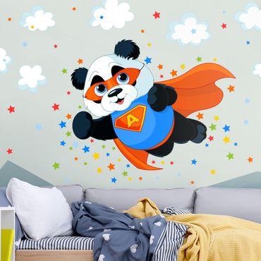 Adesivo murale - Super Panda