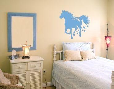Adesivo murale - cavallo
