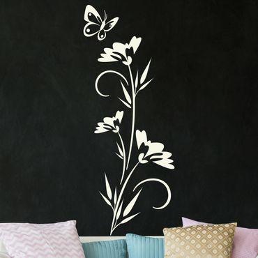 Adesivo murale Flowerage