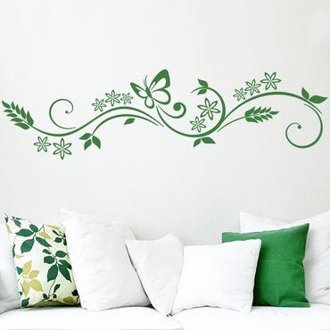 Adesivo murale Viticcio Butterlfy