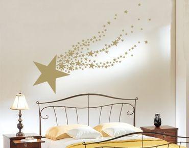 Adesivo murale - stella cadente