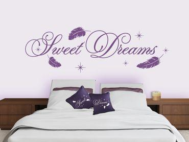 Adesivo murale - sweet Dreams