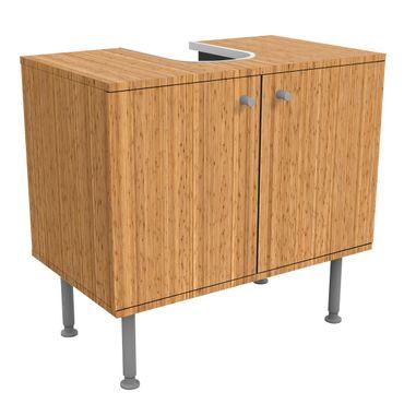 Mobile per lavabo design Bamboo