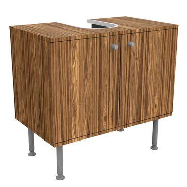 Mobile per lavabo design Macauba