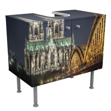 Mobile per lavabo design Dome Of Cologne