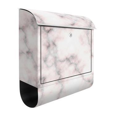 Cassetta postale - Effetto marmo delicato