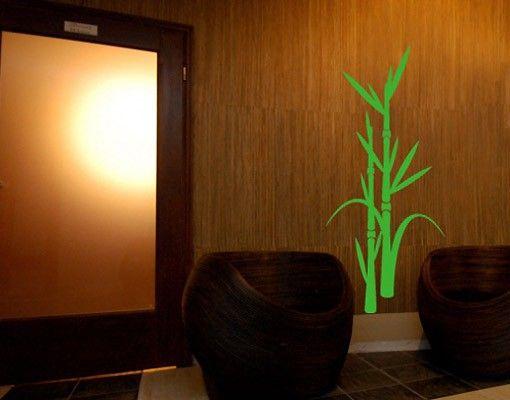 Adesivo murale no.8 Bamboo