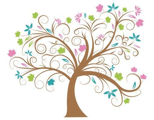 Adesivo murale no.57 Magic Tree