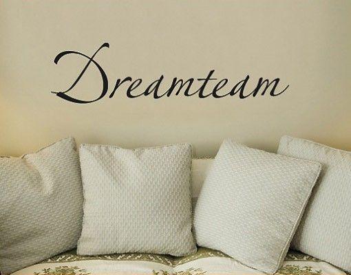 Adesivo murale no.SF303 Dreamteam