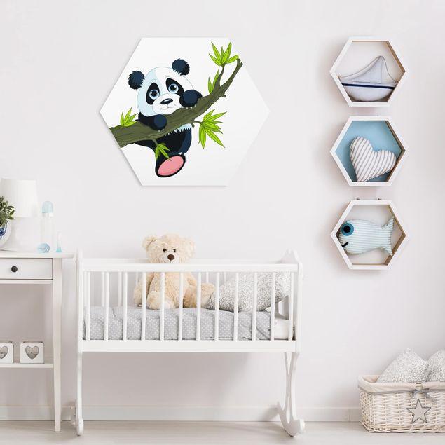 Esagono in forex - Climbing Panda