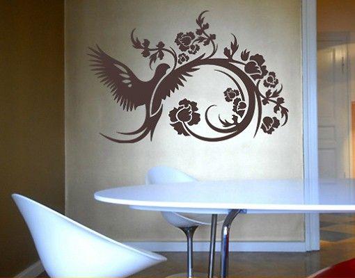 Adesivo murale no.15 magic dove
