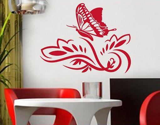 Adesivo murale no.45 butterfly
