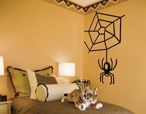 Adesivo murale no.SF423 Spider