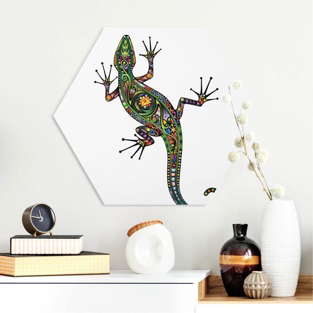 Esagono in forex - Gecko modello