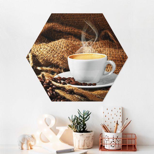 Esagono in forex - Morning Coffee