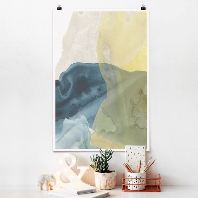 Poster - Oceano E Deserto III - Verticale 3:2