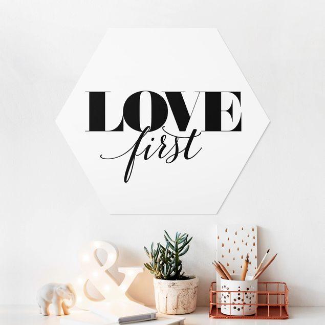 Esagono in forex - amore Prima