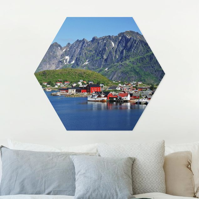 Esagono in forex - Finnmark